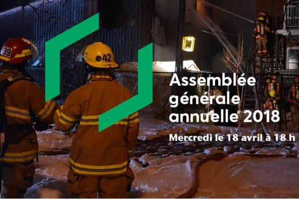 Assemblée générale annuelle – retour sur la soirée du 18 avril 2018