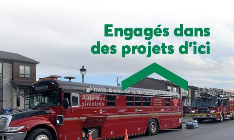 25 000 $ pour l'Association des pompiers auxiliaires de la Montérégie