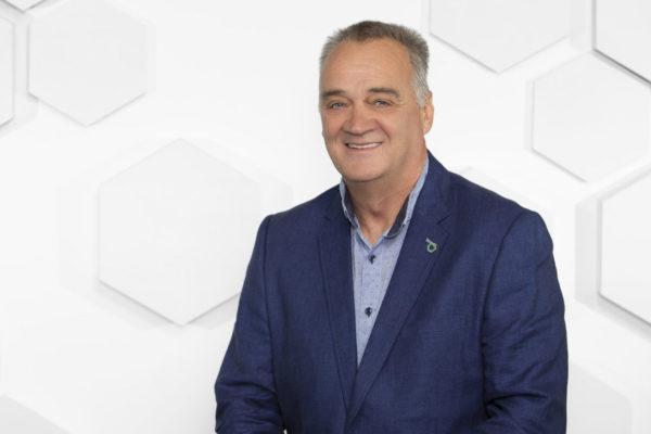 Ronald Martin, nouveau président de la Caisse