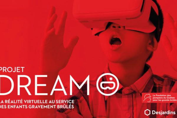 La réalité virtuelle pour atténuer la douleur des grands brûlés
