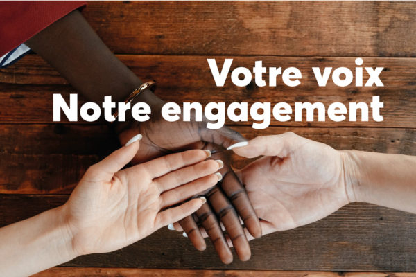 Résultats de la consultation des membres – Engagement dans le milieu